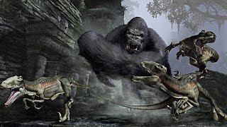 Playing Peter Jackson's King Kong: The Official Game of the Movie (Finale)