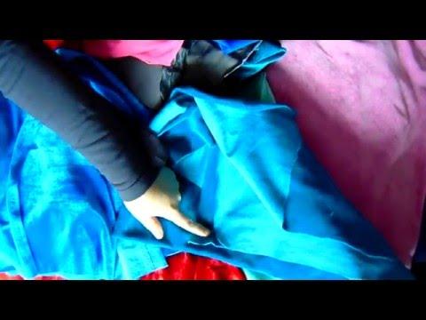 Ткань велюр и бархат-стрейч На кигуруми и куртки