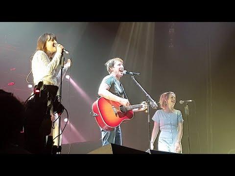 James Blunt & Ward Thomas - Halfway - Hull, Bonus Arena LIVE 2020
