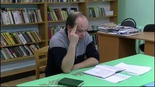 Влад Демидов 27 01 2016 .Библиотека им.Б.Кравченко