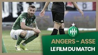 Angers 4-1 ASSE : le film du match