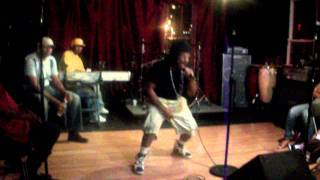 Da KiD K Performing When I Drop @ Smash Studios In NYC(Part 1)