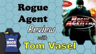 Rogue Agent Review - with Tom Vasel