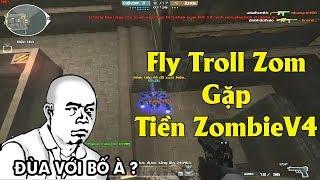 Bình Luận CF | Fly Troll Zombie | TQ97 gặp Tiền zombiev4