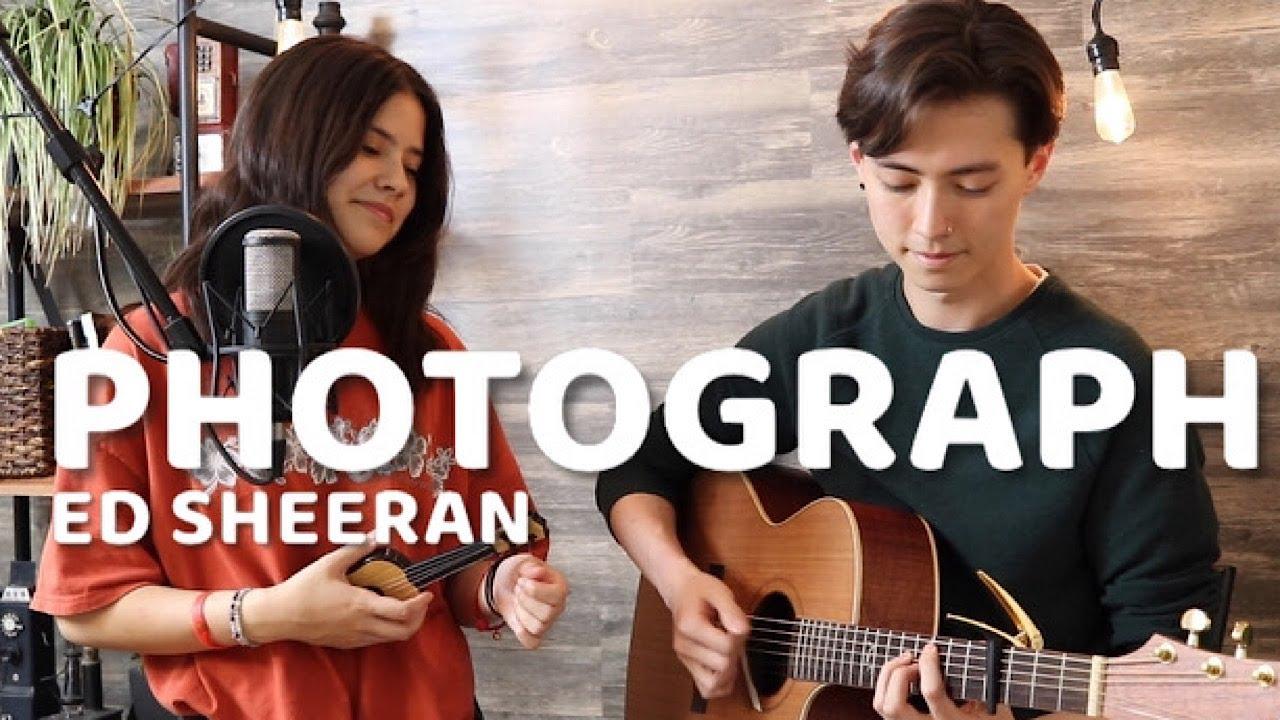 Photograph - Ed Sheeran - Vocal Cover ft. Renee Foy