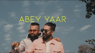 Abey Yaar | Fotty Seven ft. Bali (Prod. Fotty Seven)