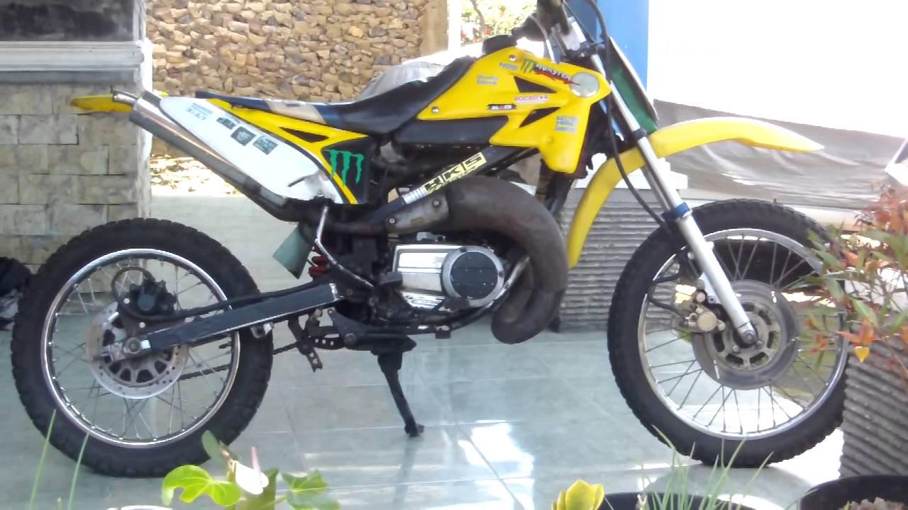 Modifikasi Yamaha Rx Special Jadi Trail
