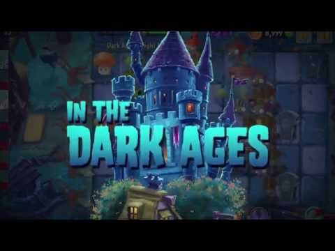 Plants vs. Zombies 2 Google Store trailer