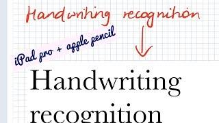 Which of these top 5 note-taking apps has the best handwriting recognition?| Paperless Student