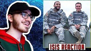 "Joyner Lucas ""ISIS"" (feat. Logic) - REACTION/REVIEW"