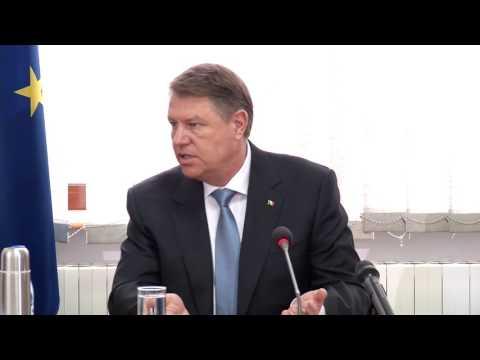 STIRIPESURSE.RO Declaratia presedintelui Klaus Iohannis la constituirea noului CSM