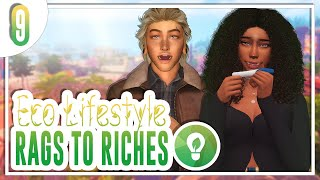 *NEW* PREGNANCY ANNOUNCEMENT GONE WRONG!👶 RAGS TO RICHES💰 | ECO LIFESTYLE♻️🌱 | EPISODE 9