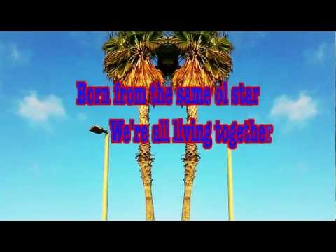 Just Be Happy NEW SONG! - Karaoke lyric video by Suburban Legends