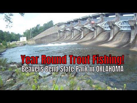 Beavers Bend State Park Fishing - COAF Field Team Vlog Number 42