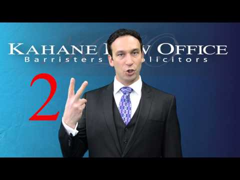 Divorce in Alberta: The Basics by Kahane Law