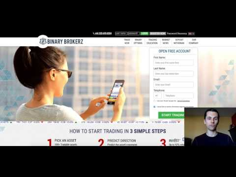 Binary Brokerz Review 2017 - Is BinaryBrokerz Options Trading Platform Safe? - Youtube