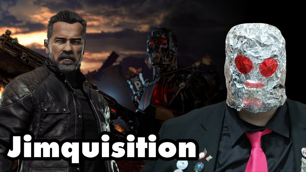 The Fucking Terminator (The Jimquisition)