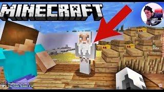 Fethi Dede Geldi ? | Minecraft Türkçe Hunger Games | Bölüm 36