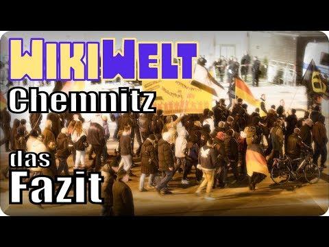 Fazit zu Chemnitz - meine WikiWelt #78