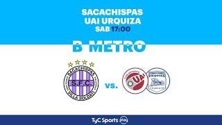 Sacachispas FC vs CD UAI Urquiza full match