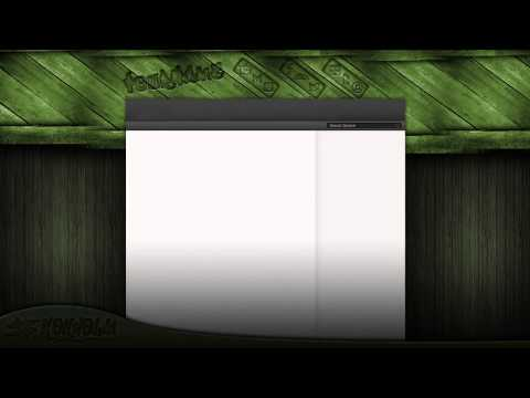 Youtube Partner Background Template | Wooden | Free Download (.psd)