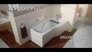 Ванна Koło Comfort Plus. Обзор
