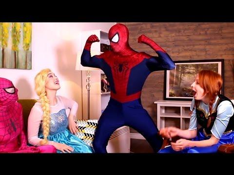 \Человек-паук герои и злодеи/