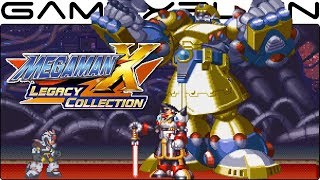 Mega Man X Legacy Collection 1 - All Exclusive X-Challenge Missions!