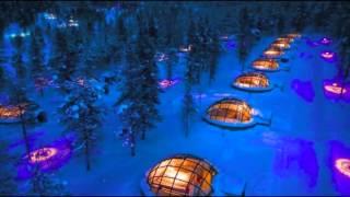 8 Hotel Terbuat dari Es di Seluruh Dunia yang Bikin Takjub