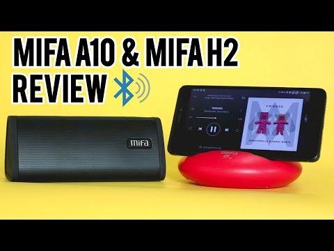 Review Speaker Bluetooth MiFa A10 & H2 - Kecil Tapi Ganas!