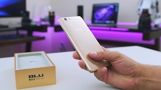Blu Vivo XL - The Golden Budget Android Phone!(, 2016-01-29T08:42:09.000Z)