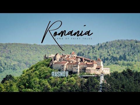 Discover a fairy tale Romania!