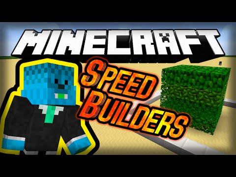 Minecraft: KAKAV JE OVO ČEMPRES? xD | Speed Builders