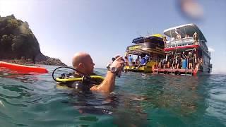 Scuba Diving Phuket Thailand Jan'17