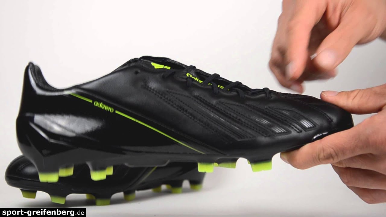 adidas f50 adizero trx fg leather