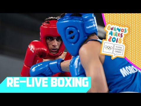 RE-LIVE | Day 12: Boxing | Youth Olympic Games 2018 |Buenos Aires