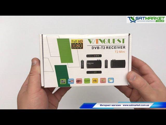 Видео обзор WinQuest T2 Mini