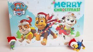 Natale con i Paw Patrol - Il Calendario dell'Avvento con tante sorprese! 🎅🎄 [Unboxing in italiano]