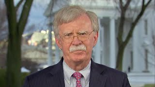 John Bolton: I don't think Maduro has the military on his side