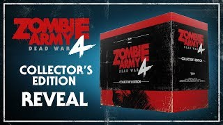 Zombie Army 4: Dead War – Collector's Edition Reveal | PlayStation 4, Xbox One