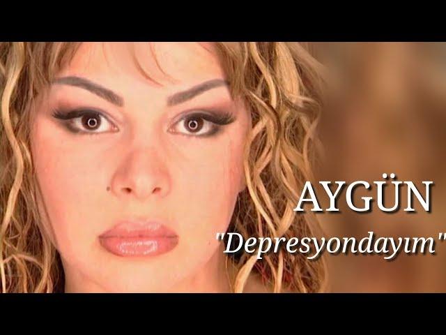 Aygün Kazımova - Depresyondayım (Official Music Video)
