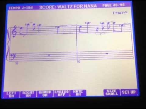 Waltz For Nana