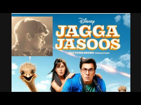 Chocolety chunnu Varenyam sang all the young voice song for Jagga Jasoos
