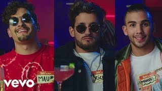 Mau y Ricky, Manuel Turizo, Camilo - Desconocidos (Video Ofi...