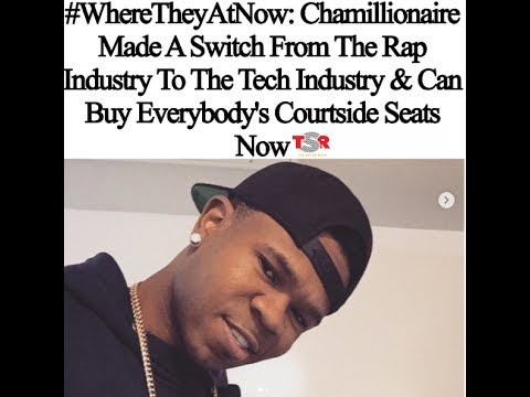 Chamillionaire on Tech Industry Investments and Relationships - 2015 Interview