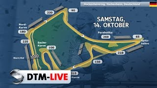 DTM live vom Hockenheimring: Das Qualifying und Rennen am Samstag | Sportschau