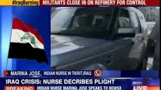 40 Indians trapped, Baiji refinery surrounded by Militants