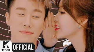 [MV] San E, Raina(레이나) _ Sugar and Me(달고나) [Notice] 1theK You...