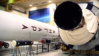 El lanzador ruso Angará listo para partir al cosmódromo de Plesetsk