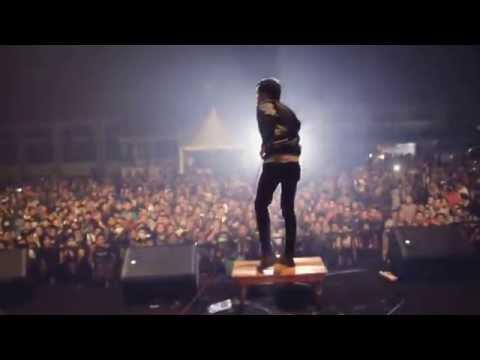 Punk School Hero - I Miss My World (Live at Borneo Rockfest 2015)